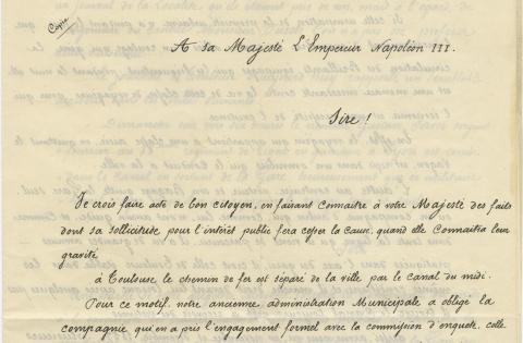 Dans Les Fonds De Toulouse Archives