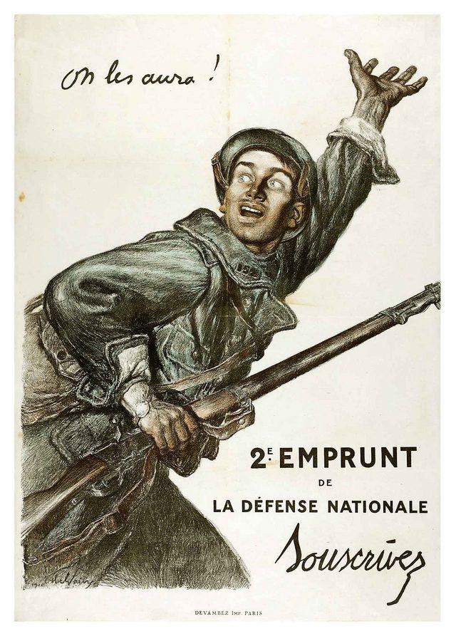 Deuxième emprunt de la Défense nationale,